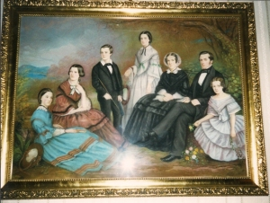 Family of Thomas Alexander and Margaret Borthwick