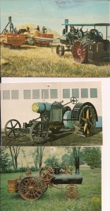 more pictures of old tractors