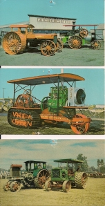 pictures of old tractors