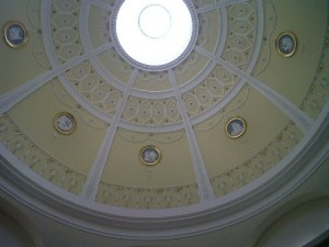 Adam Dome Ceiling, General Register House, Edinburgh