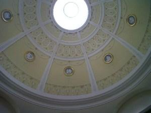 Adam Dome Ceiling, General Register House, Edinburgh