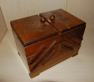 Bettered Sewing Box