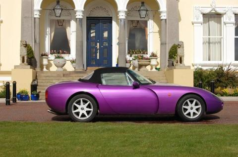 1998 TVR Griffith 500 - a Lady's car