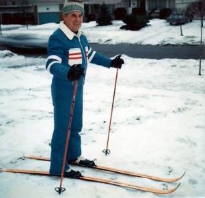 Douglas skis
