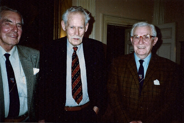 Gordon, Norman & Douglas, York 1992