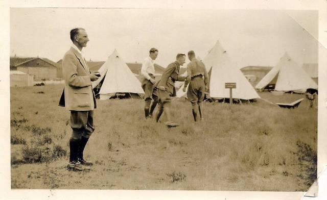 Montrose Camp 1928