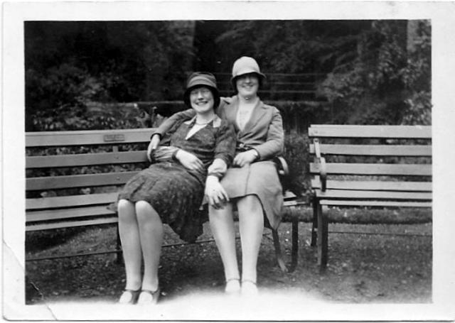 Alva Glen May 1928