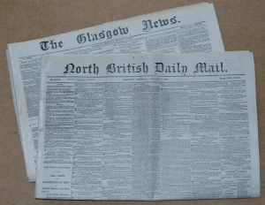 North British Daily Mail and The Glasgow News