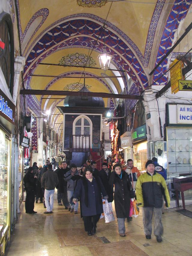 Grand Bazaar Shopping