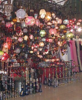 3 Grand Bazaar Lanterns